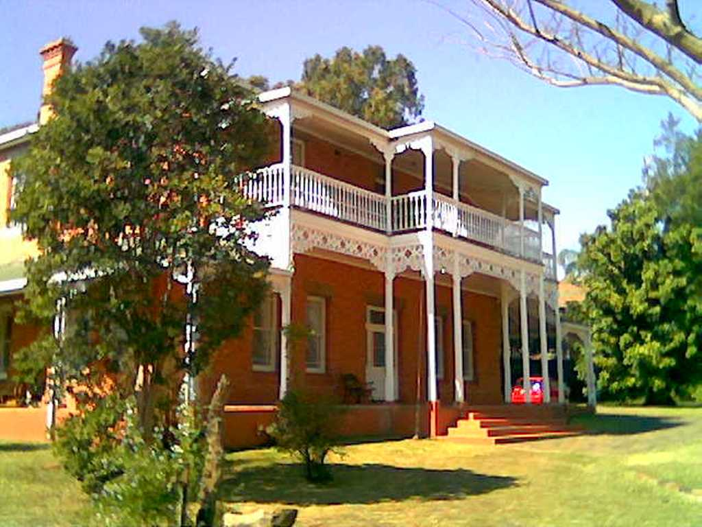 Main House